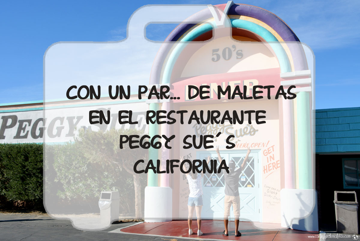 Peggy Sue´s Dinner, Ruta 66