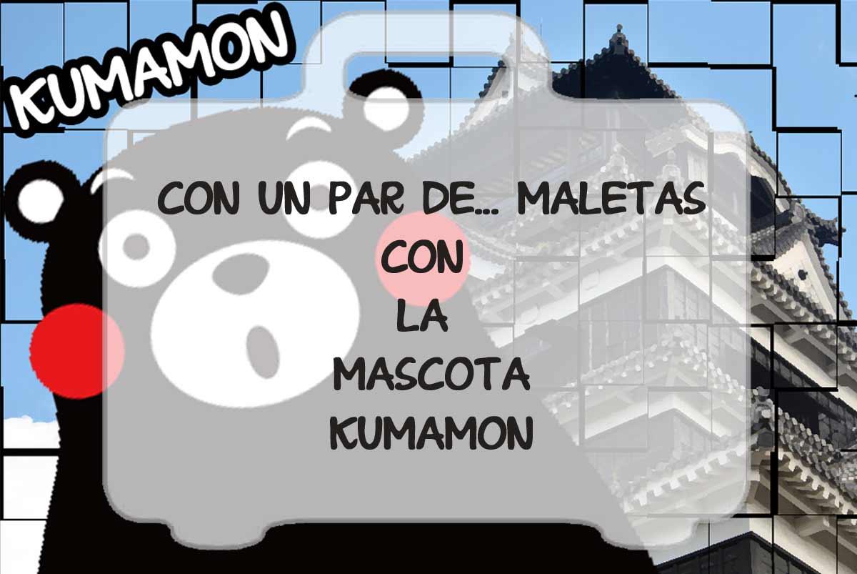Kumamon, la mascota preferida de Japón