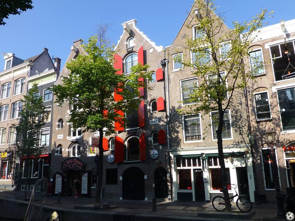 Casas curiosas, Amsterdam