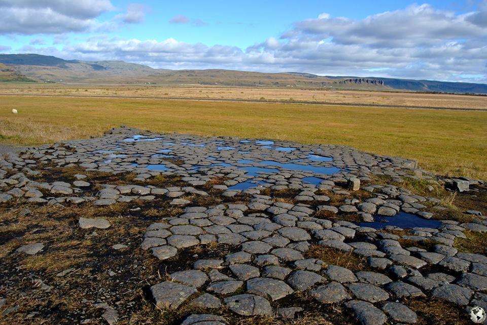 Kirkjugolf, Islandia