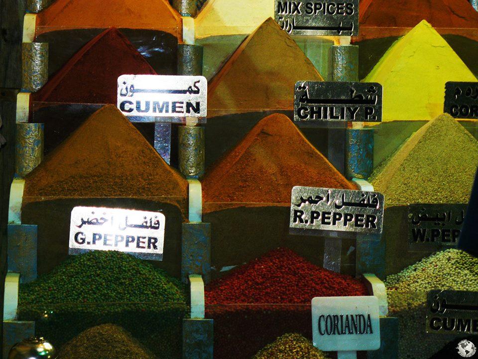 Hierbas y especias, Egipto