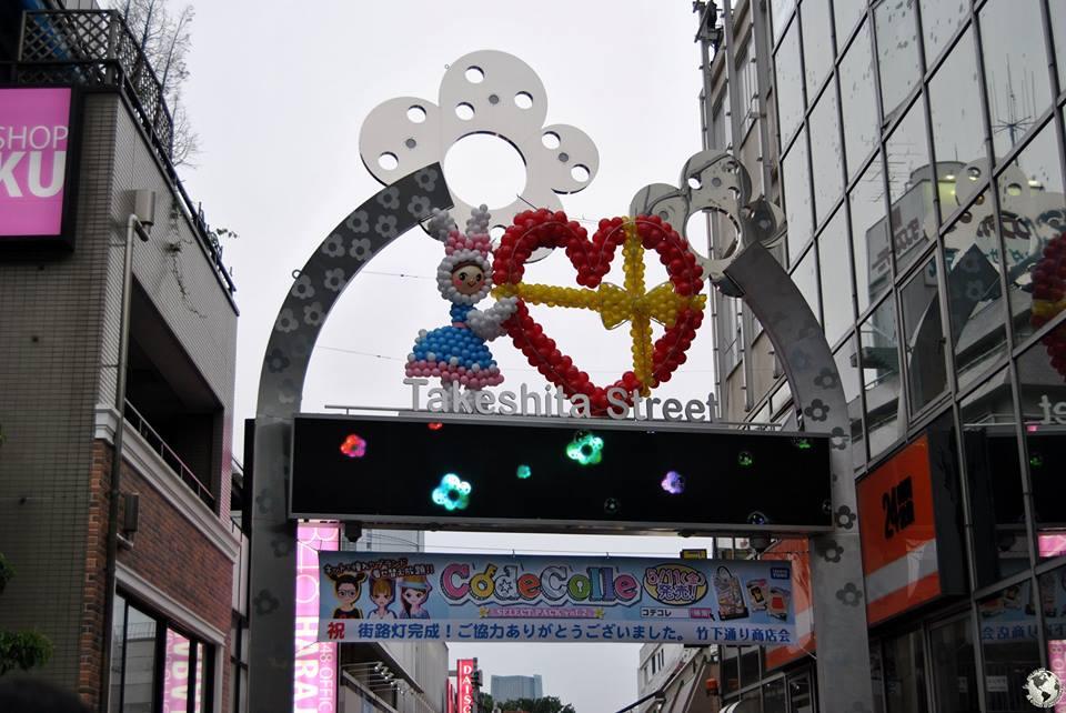 Takeshita Street, Tokio