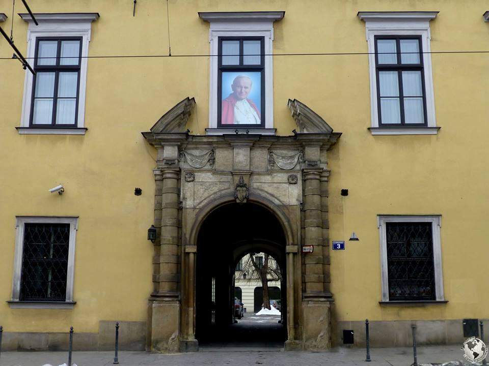 Casa Juan Pablo II, Cracovia