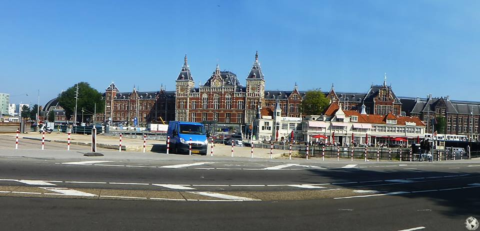 Amsterdam Centraal, Holanda