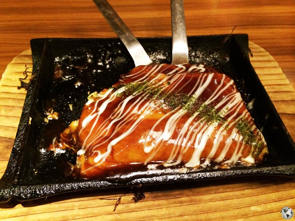 Okonomiyaki, Japón