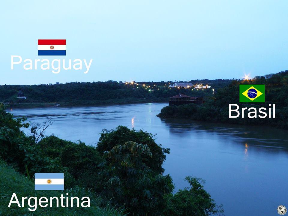 Triple frontera, Argentina