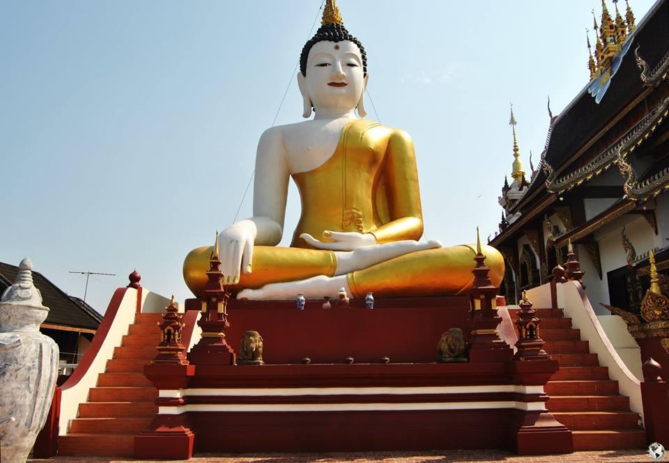Templo Wat Montien, Chiang Mai