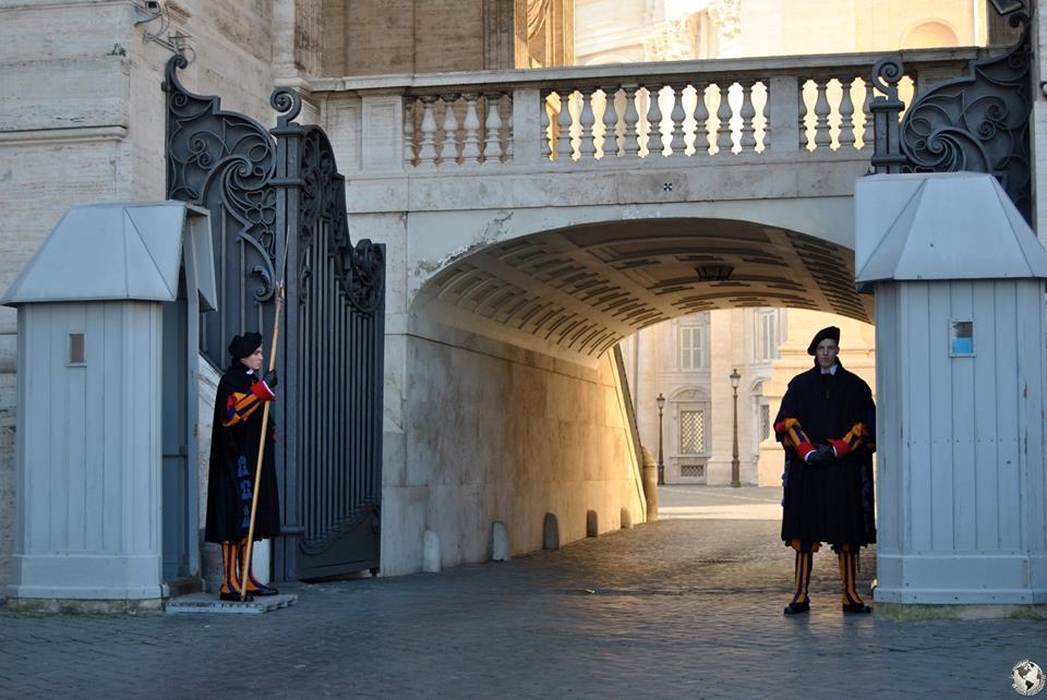 Guardia Suiza, el Vaticano