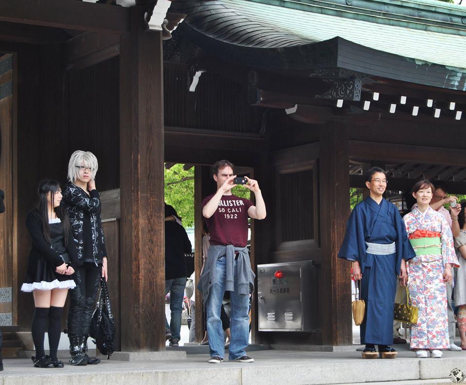 Tradición Vs Modernidad, Japón
