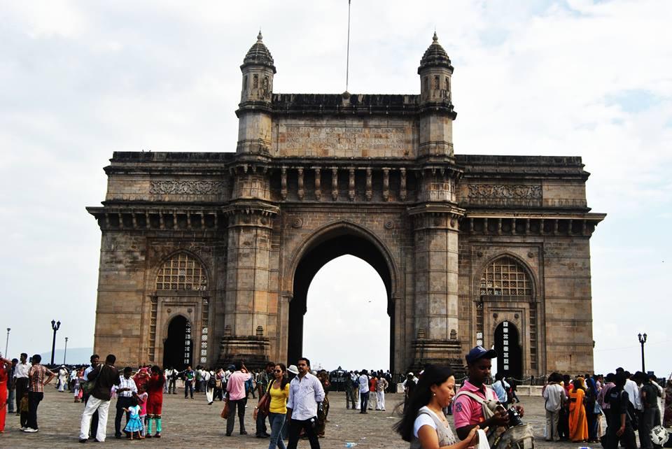 Puerta de la India, Bombay