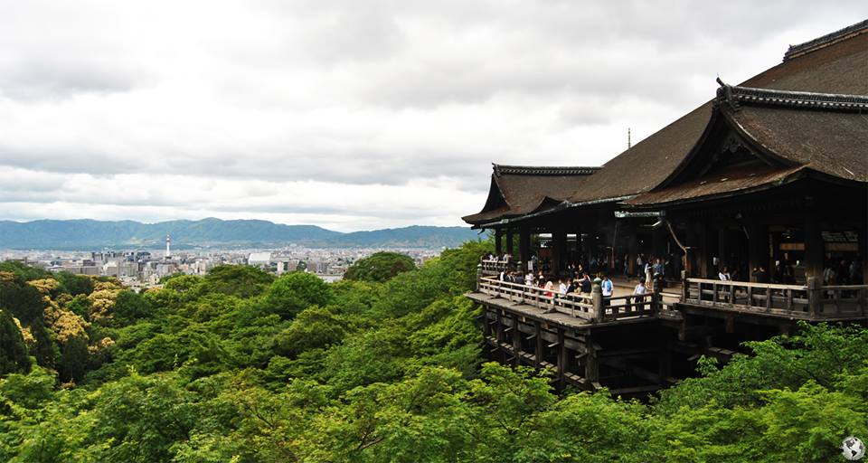 Templo Kiyomizudera, Kyoto