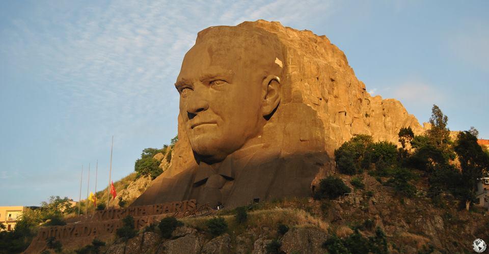 Mustafa Kemal Atatürk, Turquía