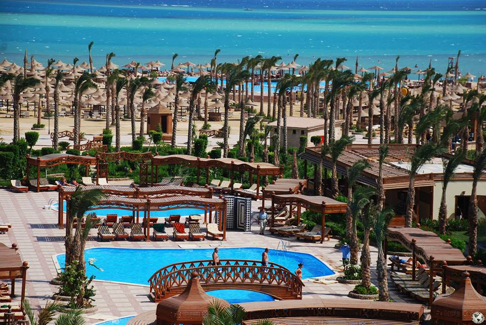 Resorts Hurghada, Egipto