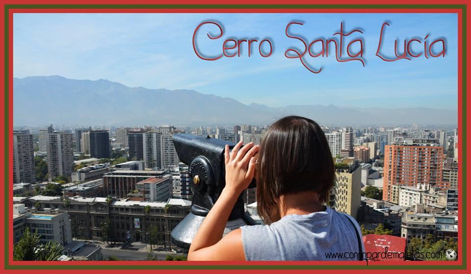 Cerro Santa Lucía, Santiago de Chile