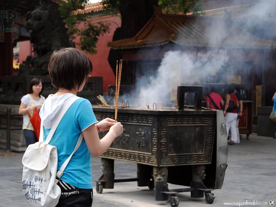 Budismo, China