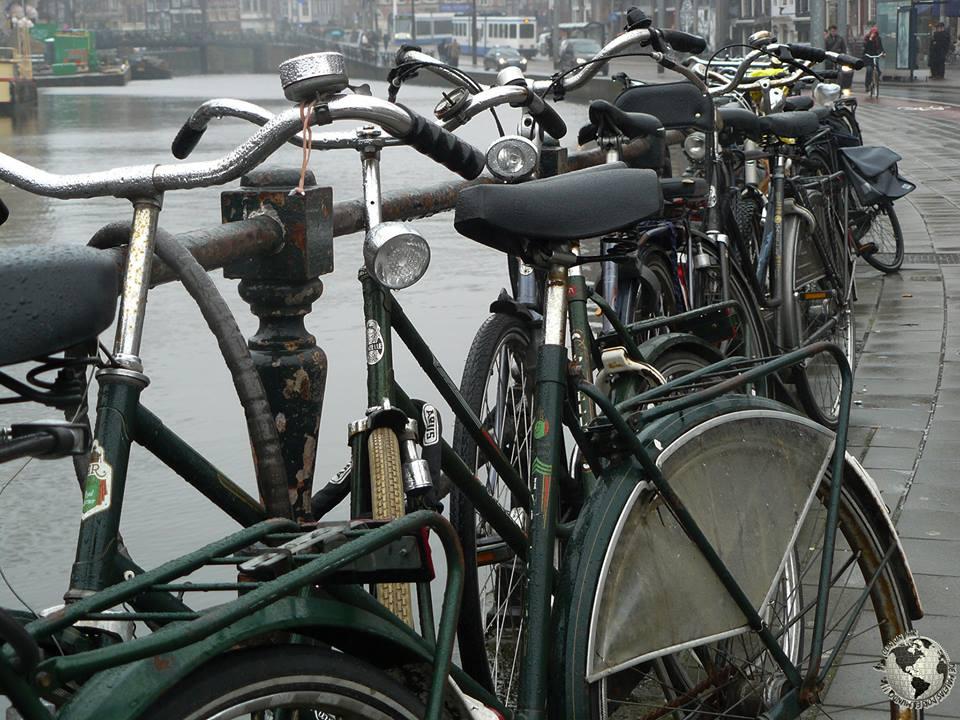 Bicis y más bicis!!! Amsterdam