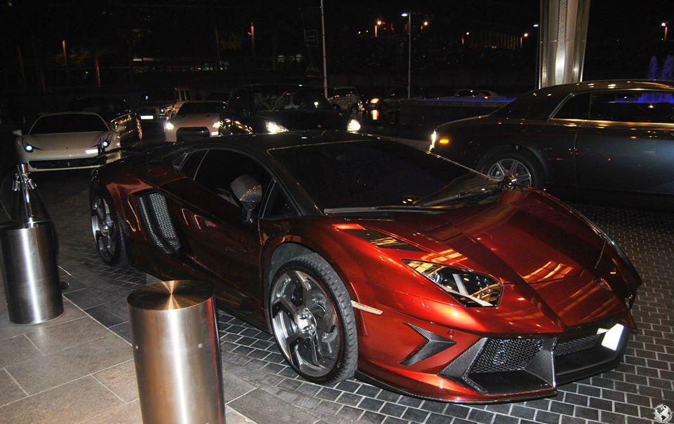 Puro lujo, Dubai