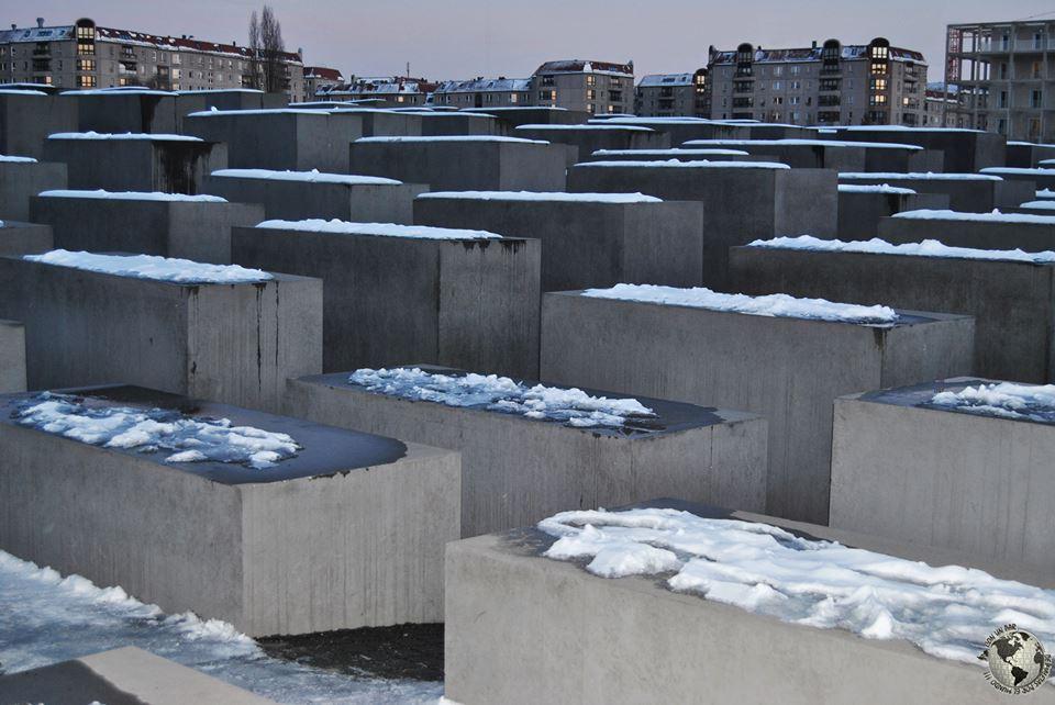 Monumento a los Judíos Asesinados en Europa, Berlin