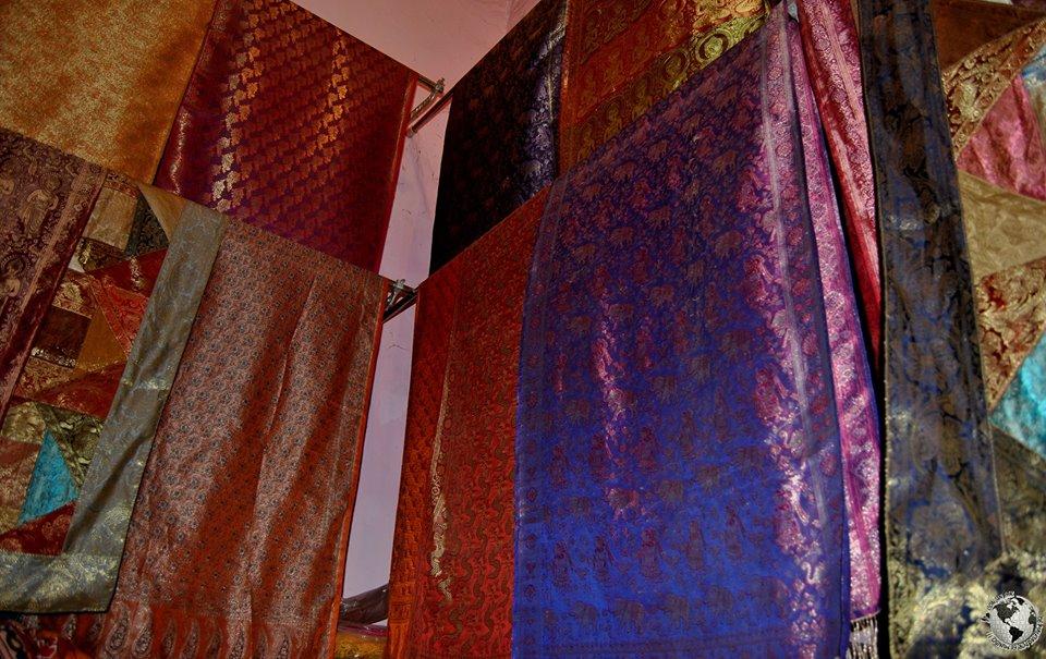 La mejor seda, Varanasi