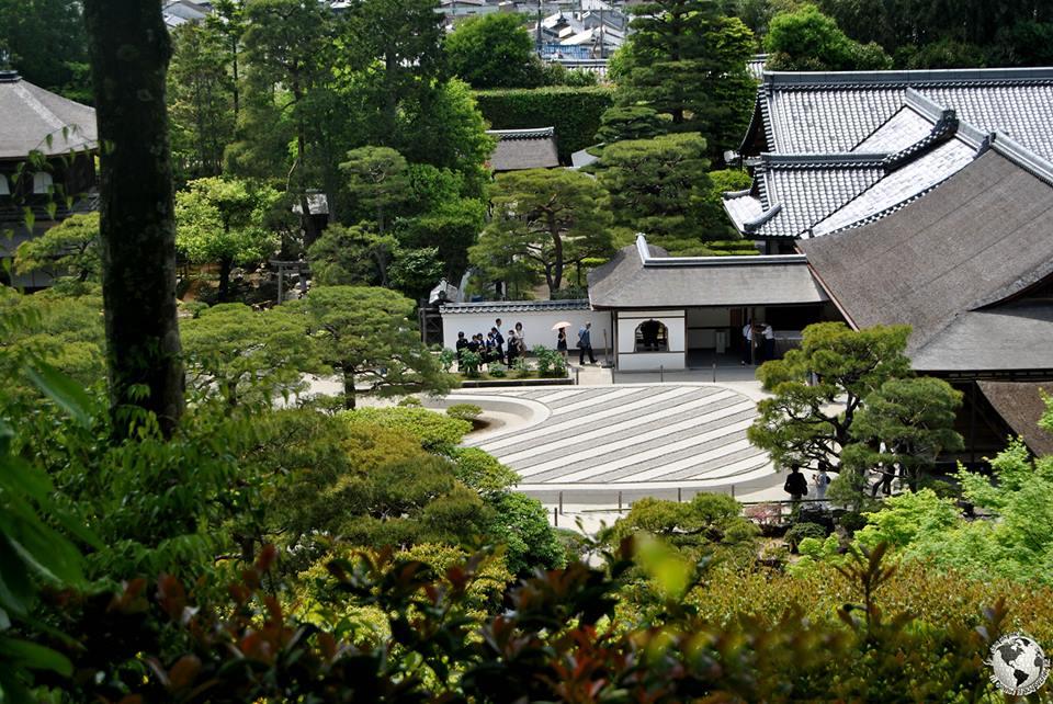 Templo Plateado, Kioto