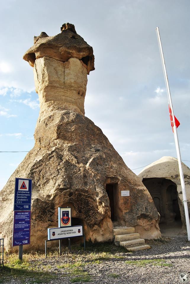Chimeneas de hadas, Turquía