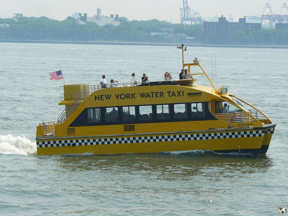 Water Taxi, New York