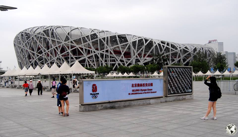 Estadio Nacional de Pekin, China