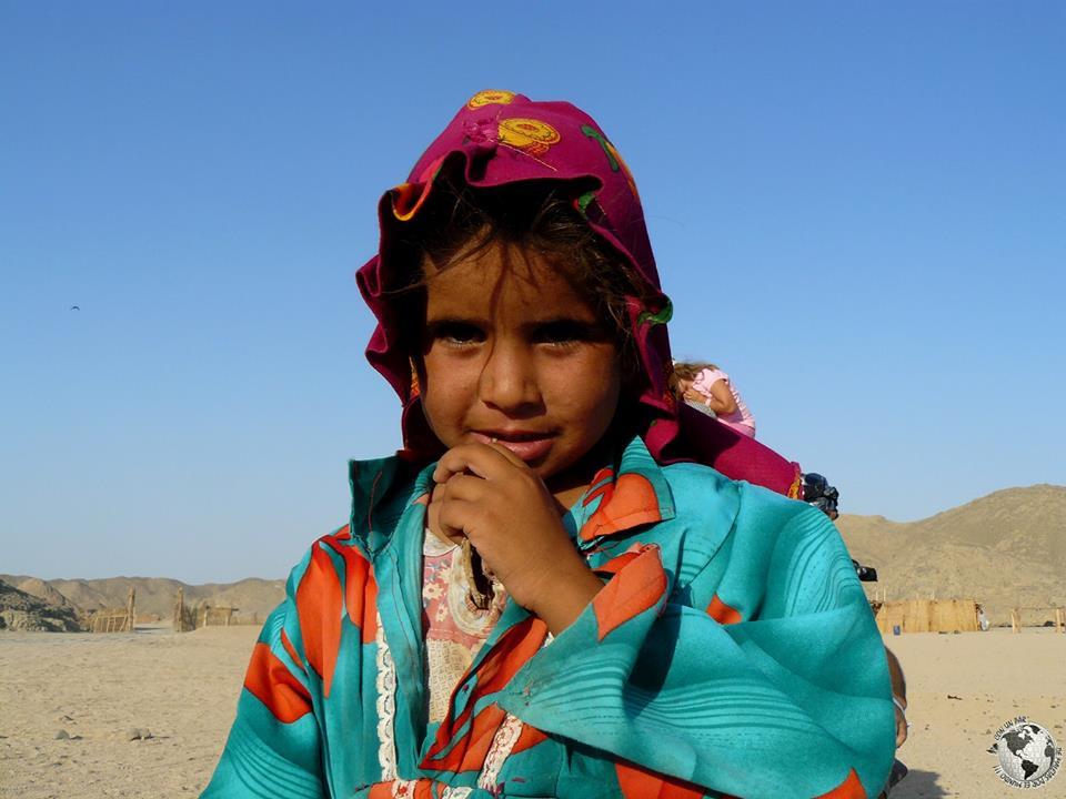 Beduinos, Egipto