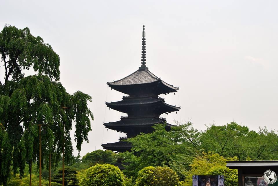 Toji In, Kioto