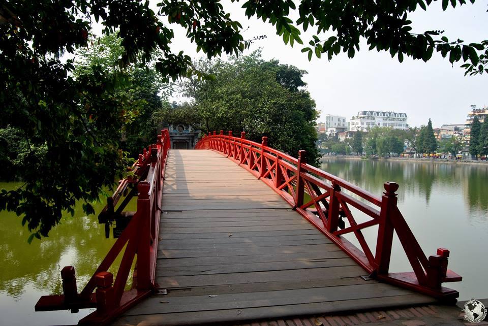 Lago Hoan Kiem, Hanoi