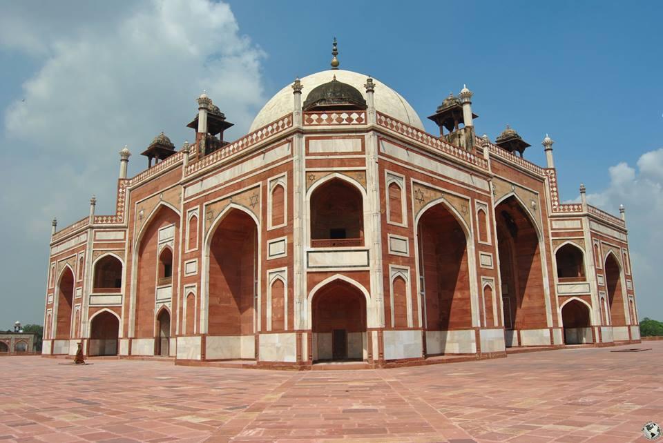 Tumba de Humayun, New Delhi