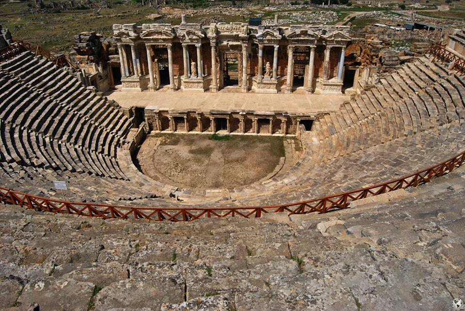 Hierápolis, Turquía