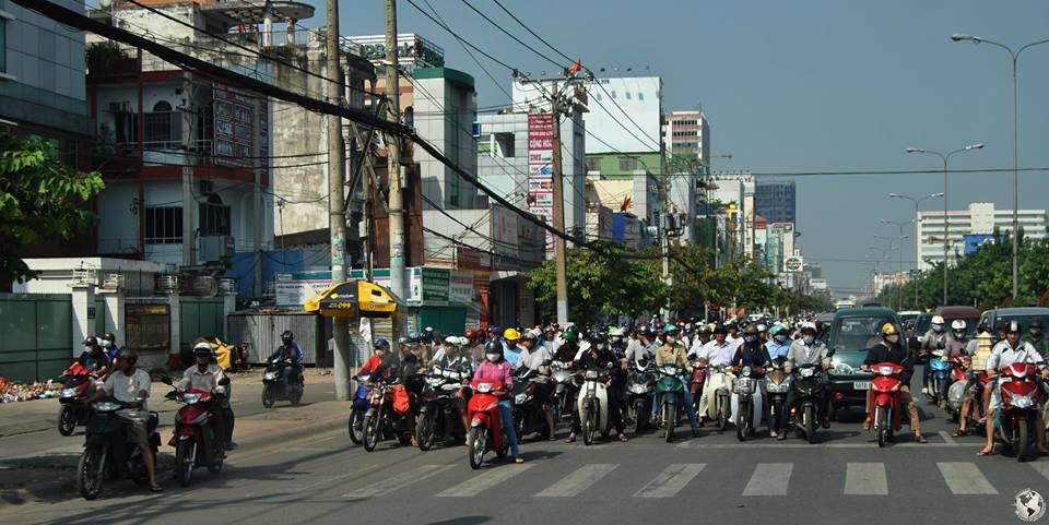 Millones de motos, Vietnam