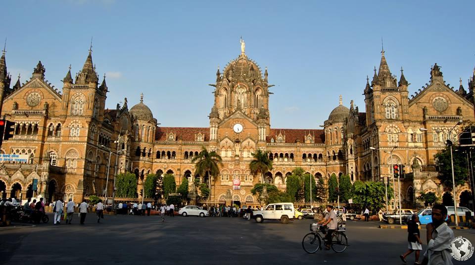 Victoria Station, Bombay