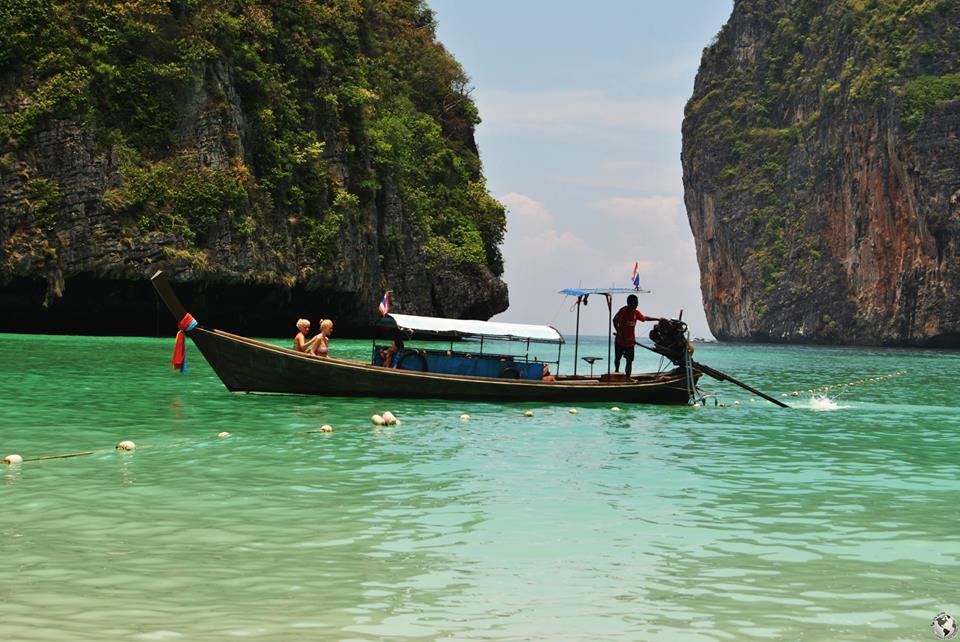 Maya beach, Tailandia