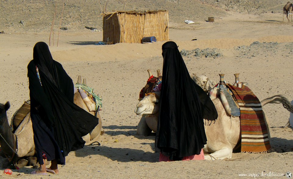 Bereber, desierto Egipto