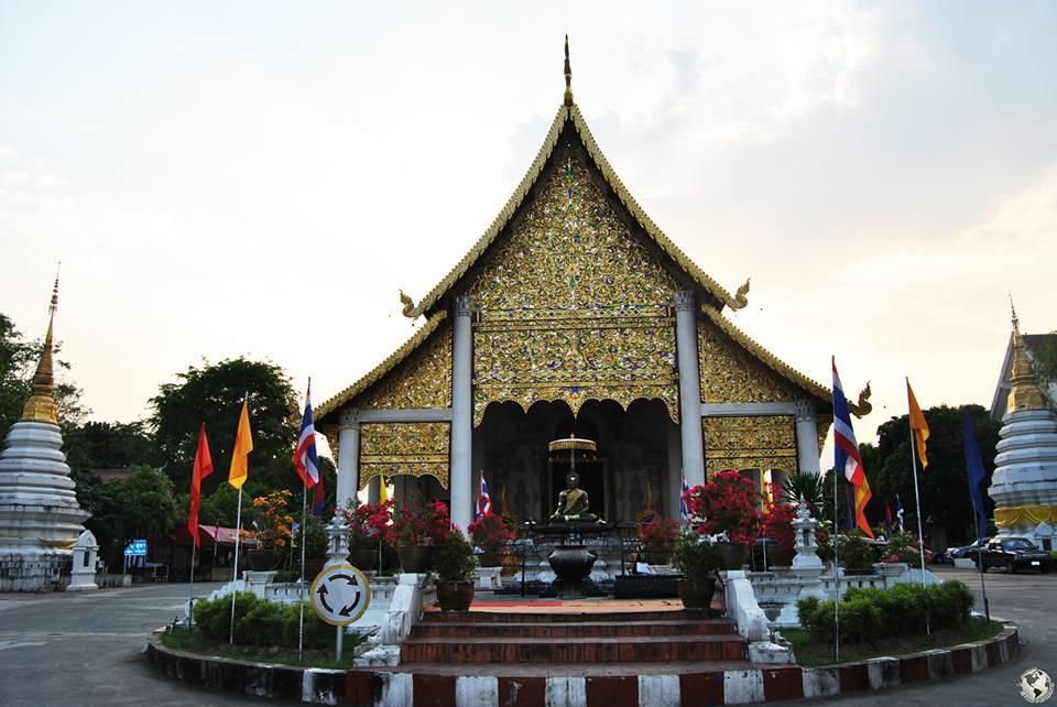 Templo Wat Phra Singh, Chiang Mai