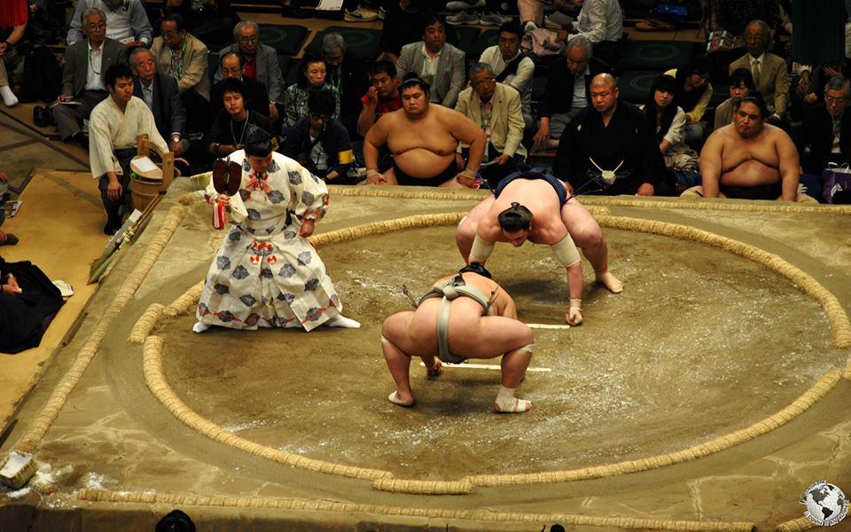 Torneo Sumo, Tokio