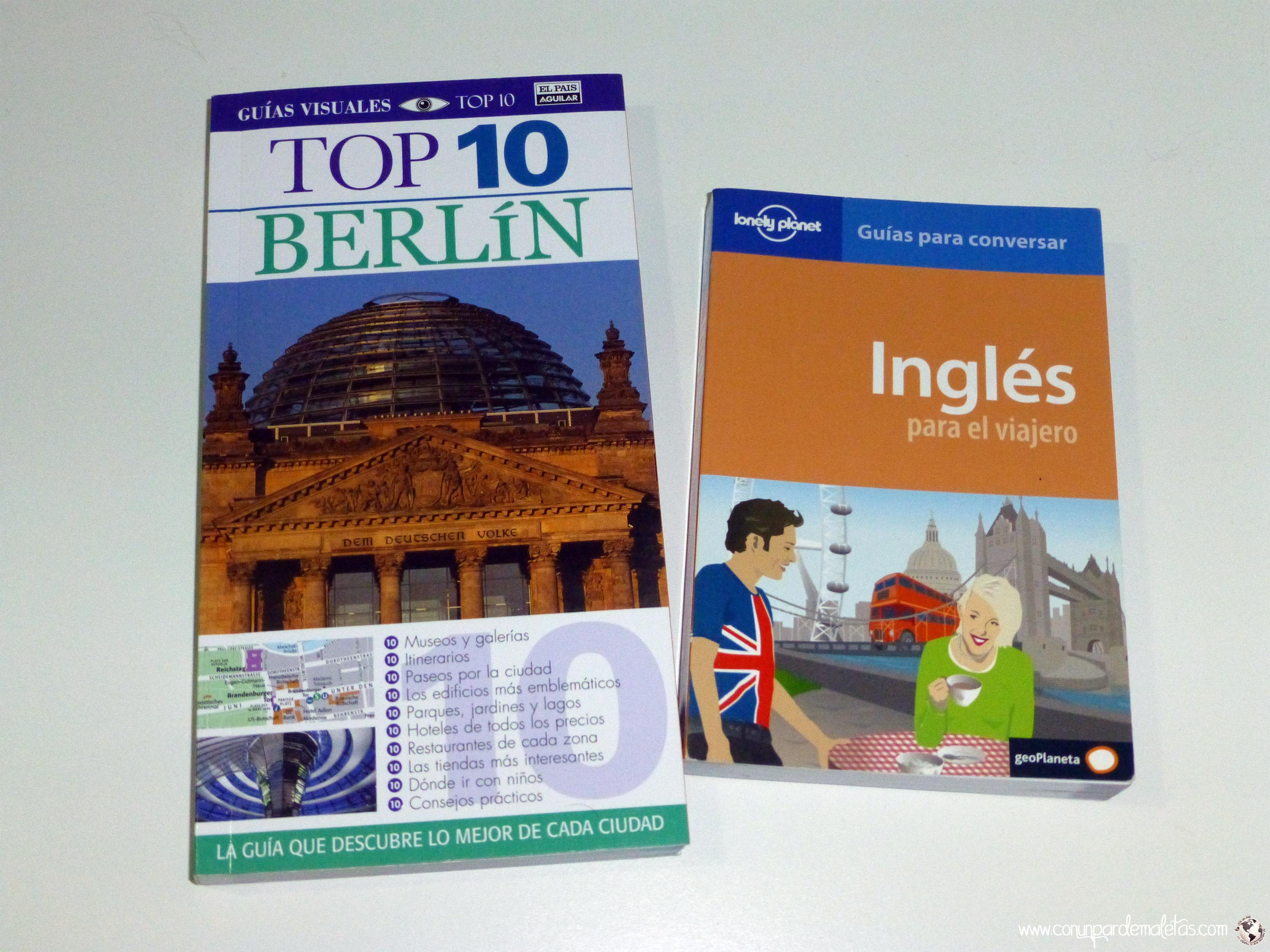 Día 0: Preparativos Berlín