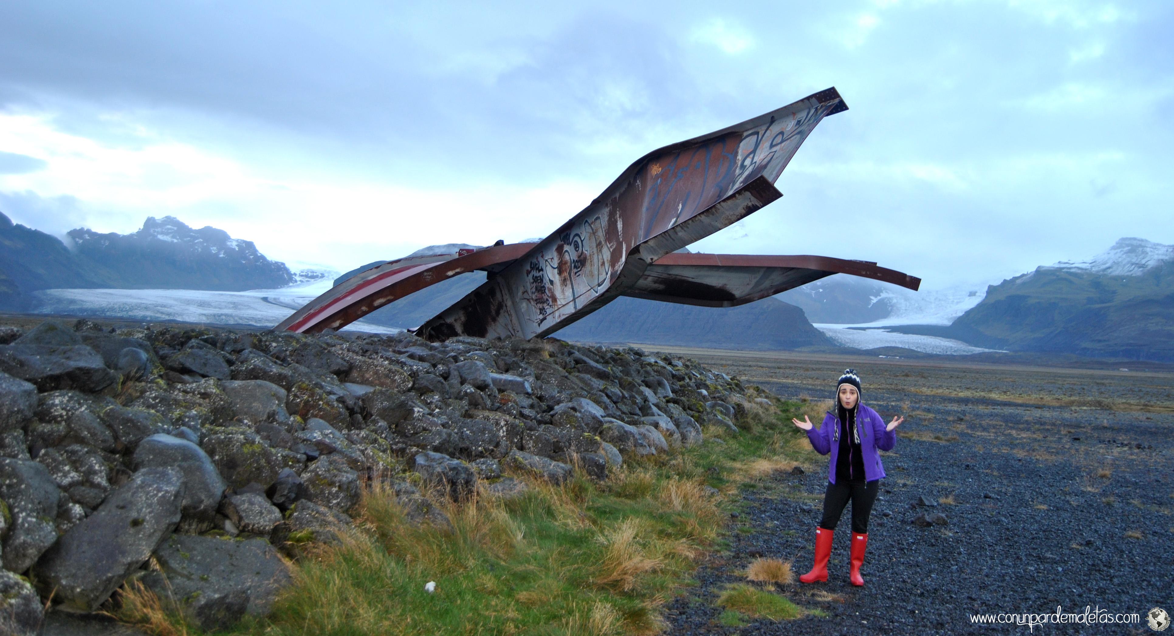 Skeiðarársandur, Islandia