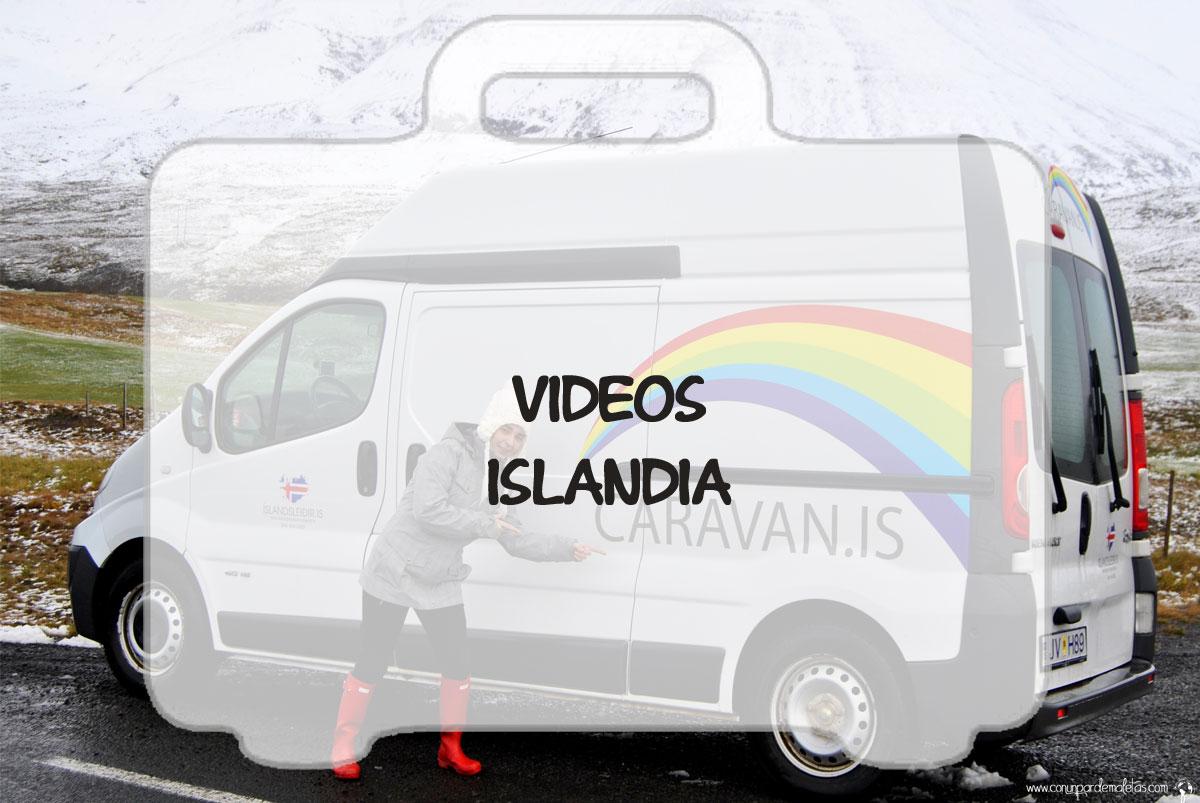 Vídeos Islandia