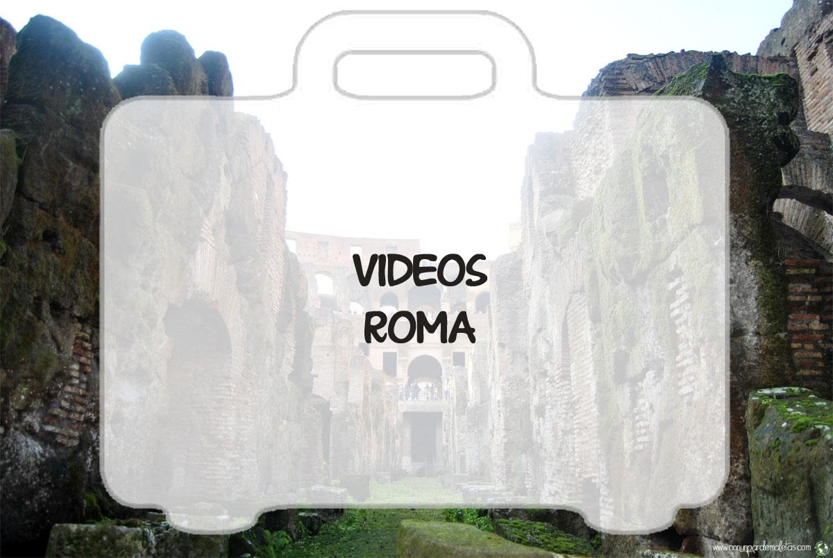Vídeos Roma