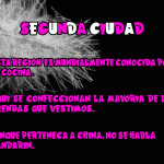 SEGUNDA CIUDAD