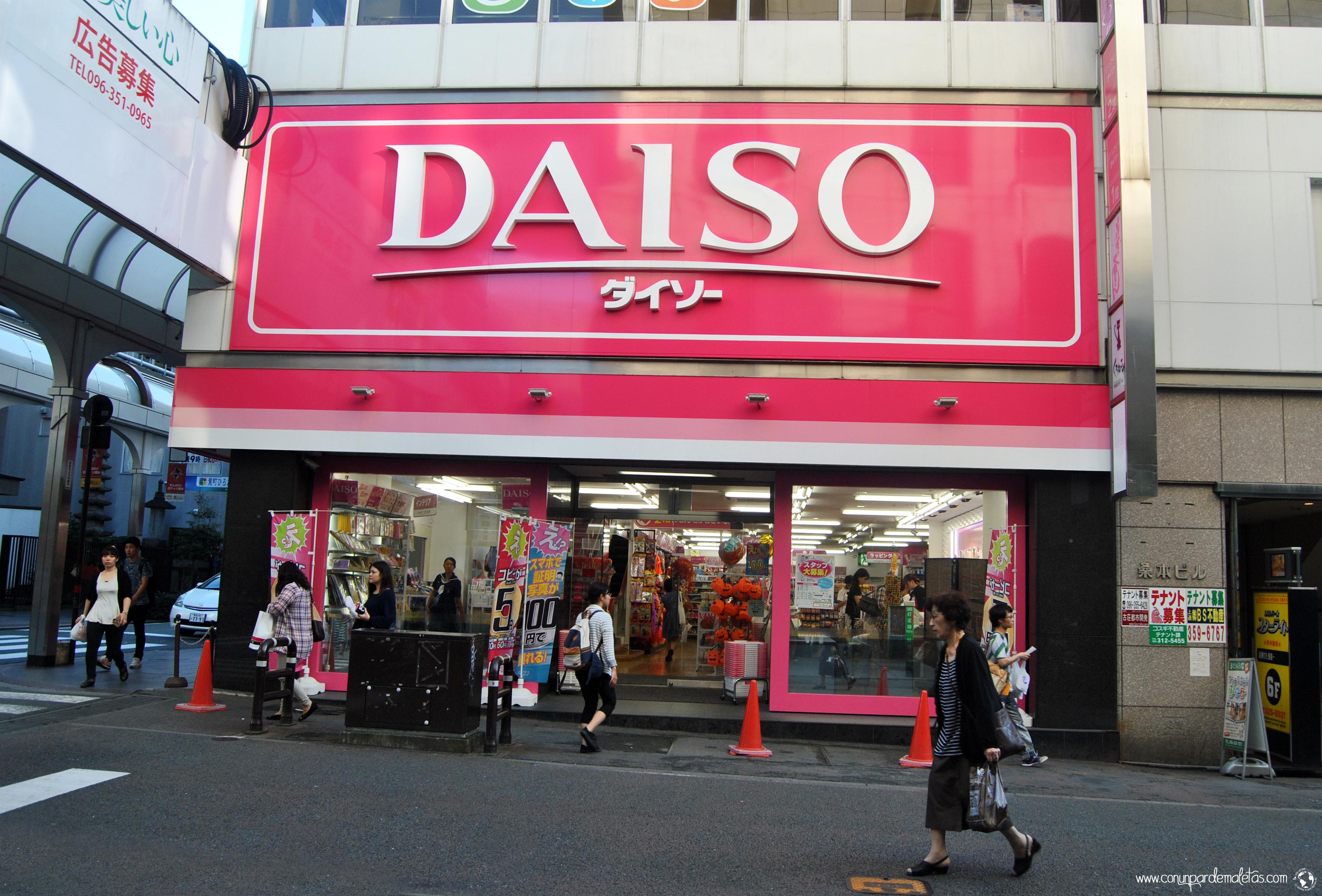 Daiso, Japón