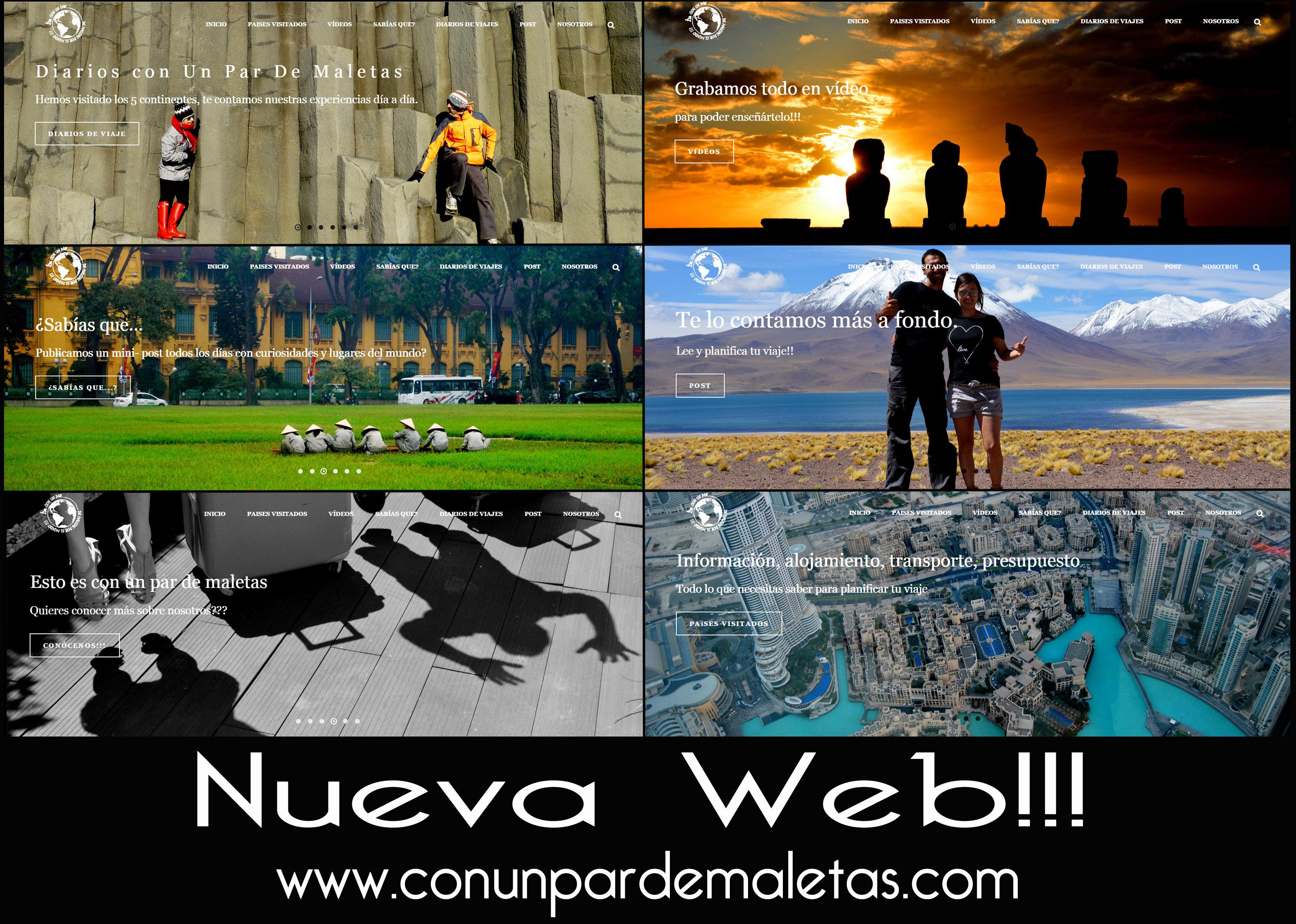 Estrenamos WEB!!!!