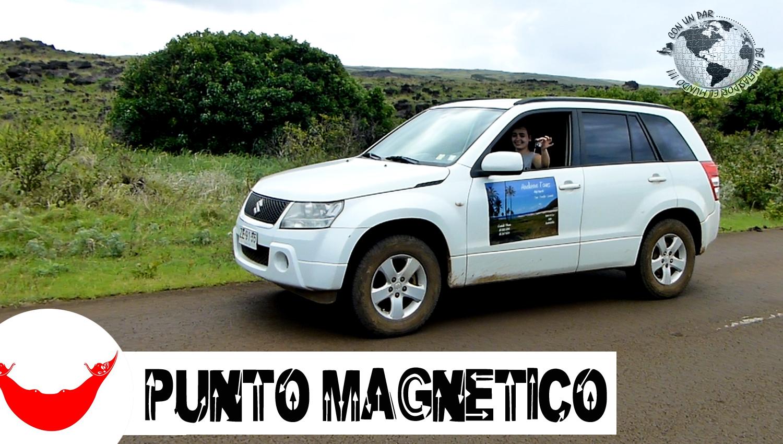 Punto Magnético, Isla de Pascua