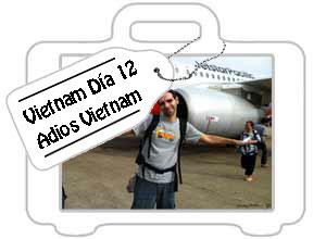 Vietnam día 12: Adiós Vietnam, hola Dubai!!
