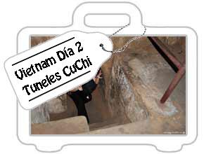 Vietnam día 2: Los Túneles de CuChi