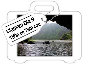 Vietnam día 9: Tam Coc y las inclemencias de un tifón