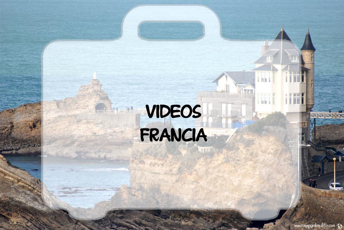 Vídeos Francia